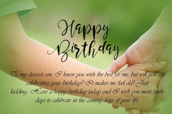 Birthday Wishes For Son Jay Pinterest Happy Birthday Images