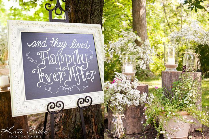 Stunning DIY wedding details - Kate Saler Photography: Chelsey & Ryan's DIY Northville Wedding www.katesalerphotography.com