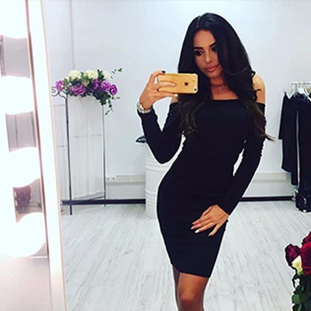 Kim Kardashian Celebrity Inspired Vintage Sexy Dress | Gia Trendy ...
