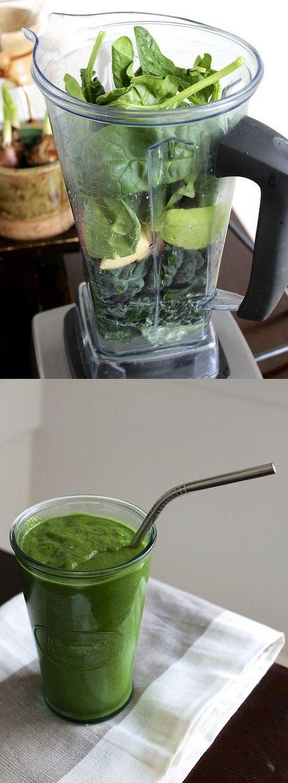 Energy Green Smoothie