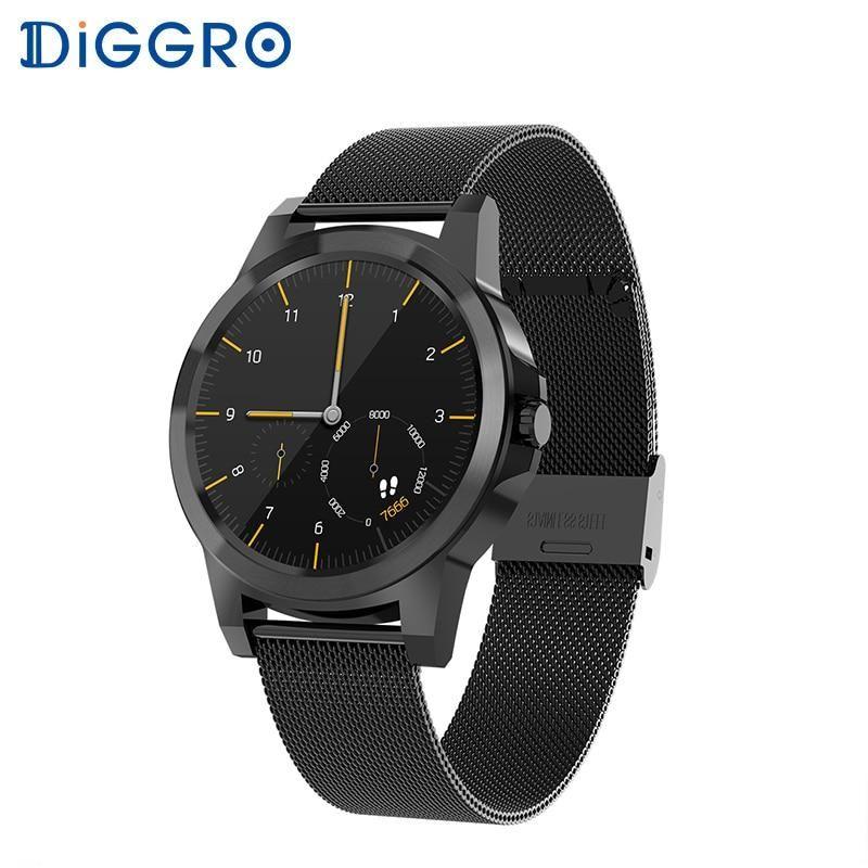 Diggro DI03 Plus Bluetooth Smart watch Waterproof Heart