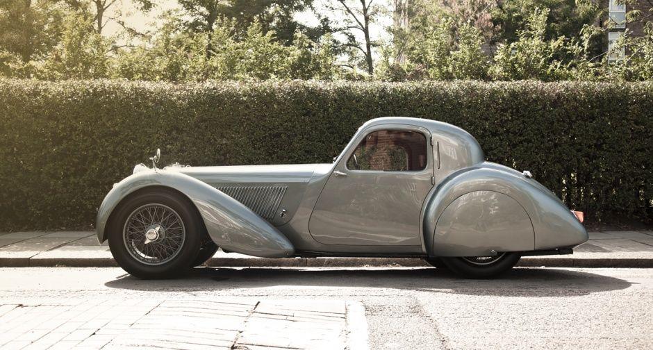 1938 Show Stopper William Lyons Jaguar Ss100 3 5 Litre Coupe Prototype Classic Driver Magazine Classic Cars Jaguar Jaguar Car