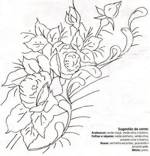 LAMINAS... Y TRABAJOS CON FLORES (pág. 174) | Aprender manualidades es facilisimo.com