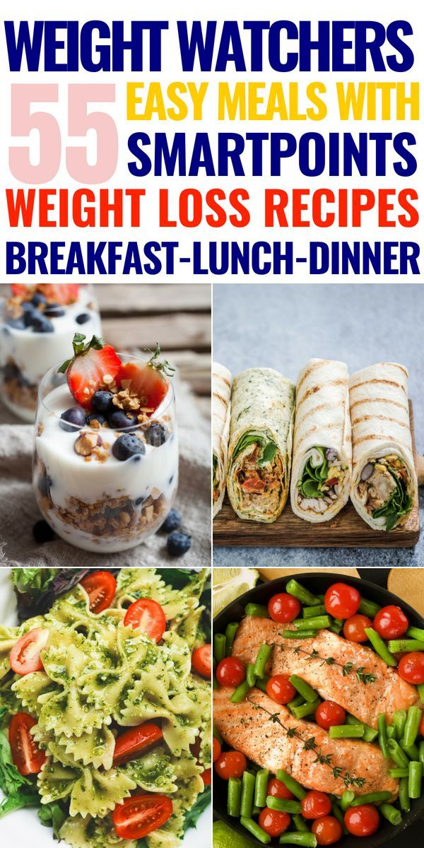 55 Weight Watchers Recipes to Melt Away the Pounds (With Smart Points!) images