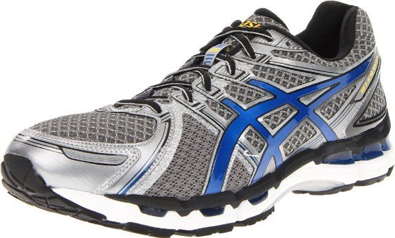 Amazon Com Asics Men S Gel Kayano 19 Running Shoe Shoes