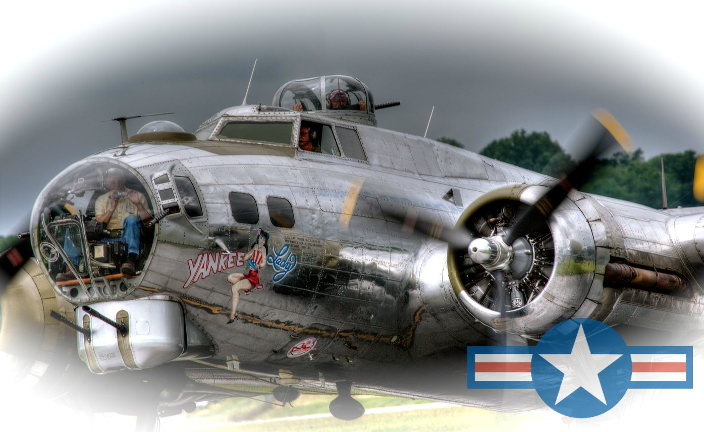 BOEING B17 FLYING FORTRESS Yankee Air
