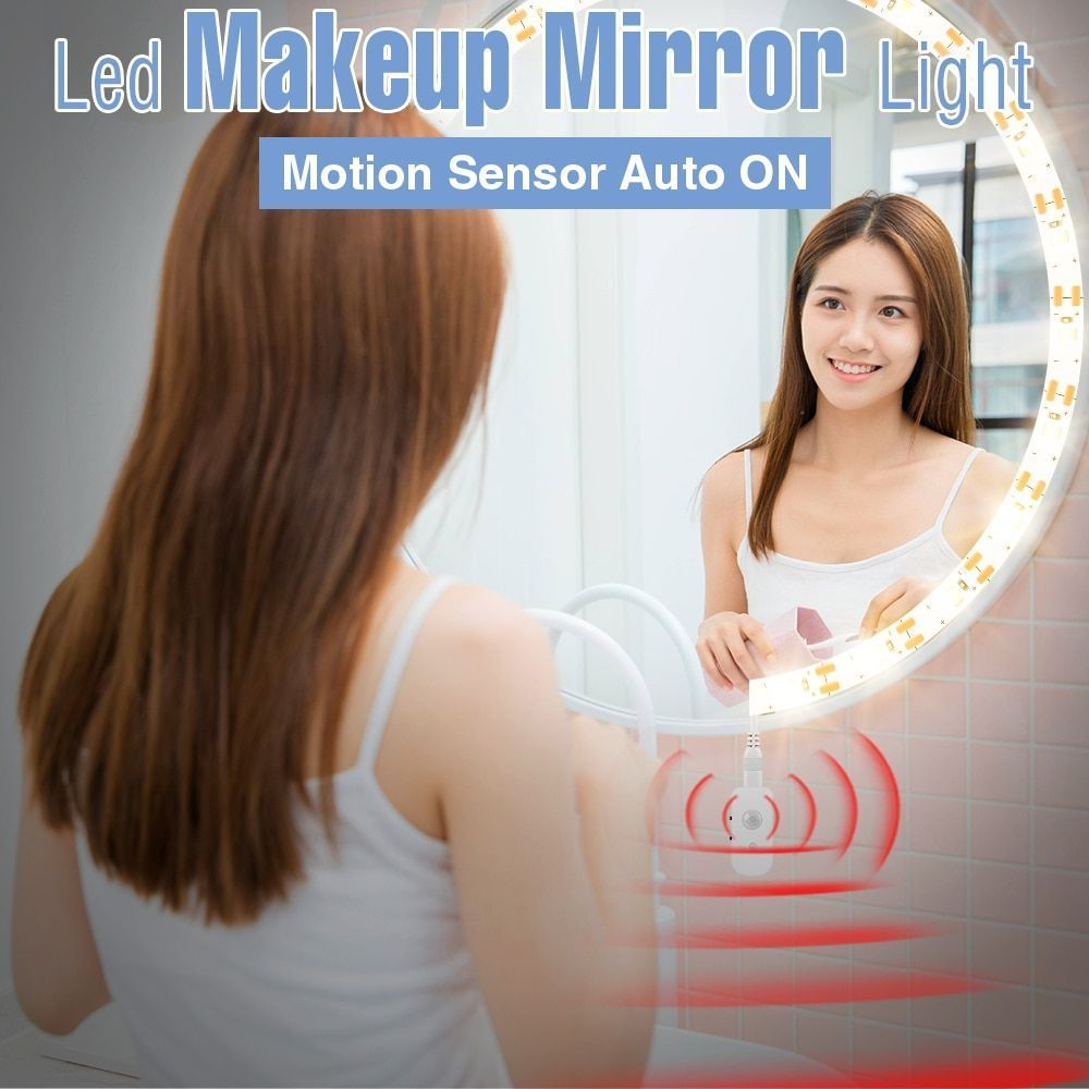 Smart Mirror Auto ON Motion Sensor Bathr... - Smart Mirror ...
