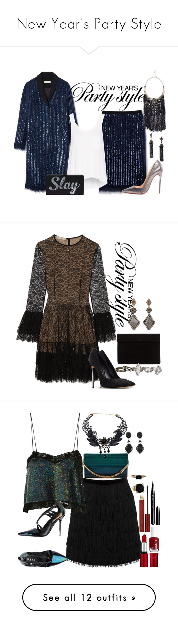 new years party style by fashion nova liked on polyvore featuring text words new year articles backgrounds phrase quotes saying tory burch and