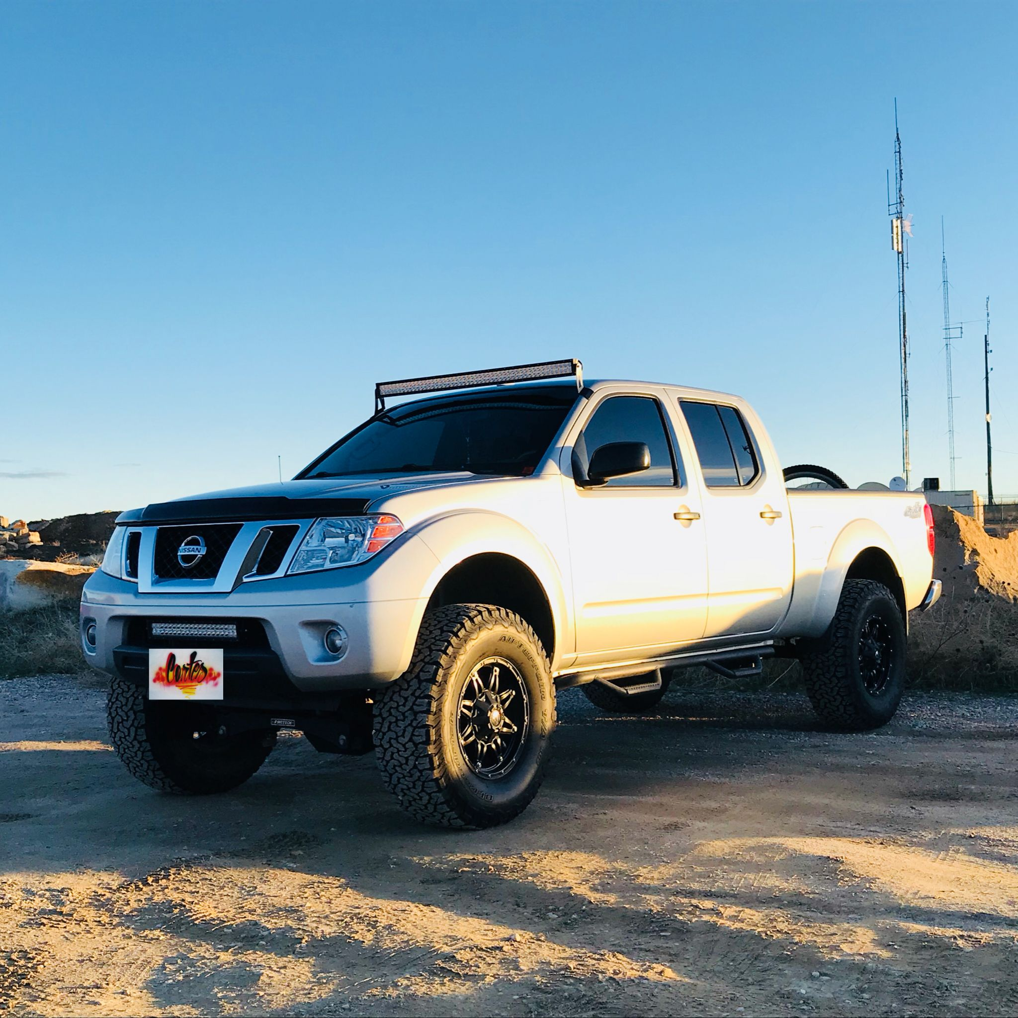 Nissan frontier 4x4 off road with fabtech 6 fabtech nissan nissan frontier 4x4 off road with fabtech 6 fabtech aloadofball Image collections