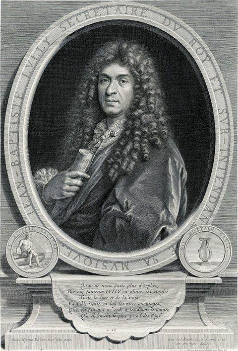 Jean-Baptiste Lully era un compositor francés de origen italiano, creador de la ópera francesa , y que falleció a causa de una gangrena al clavarse la batuta en el pie.