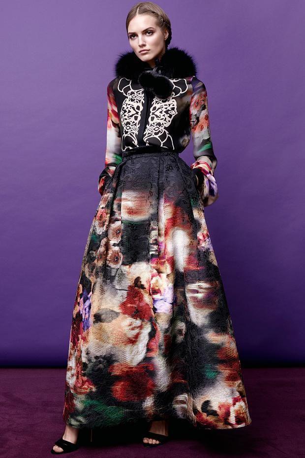 ELIE SAAB PreFall 2015 | Vestidos alta costura, Moda
