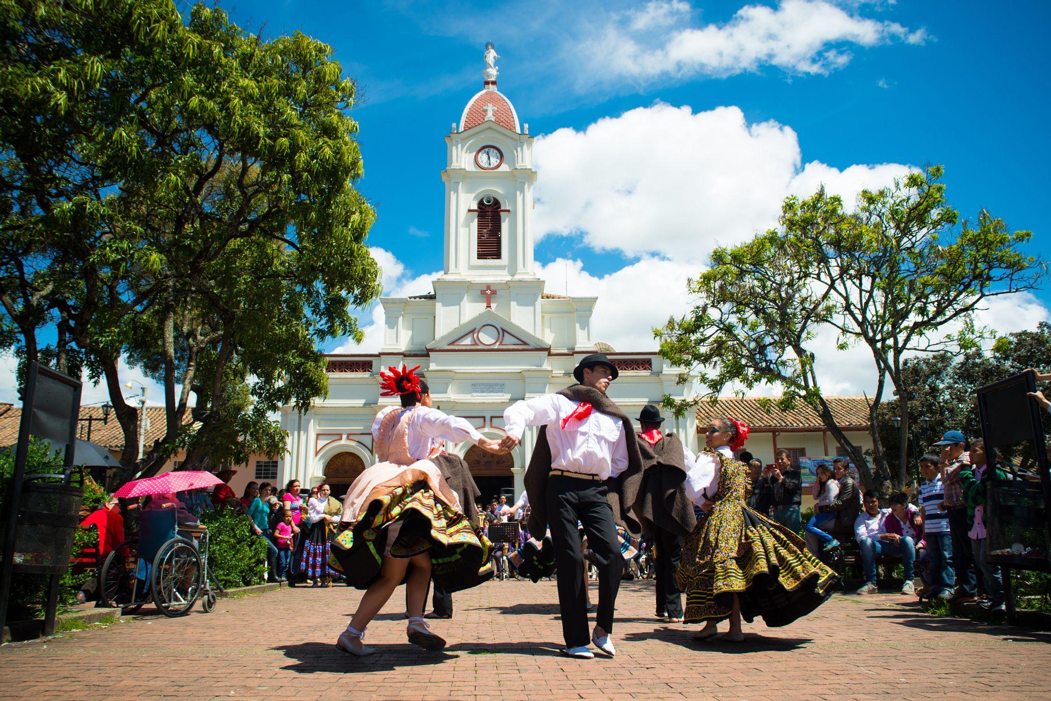 Folclore, Colombia
