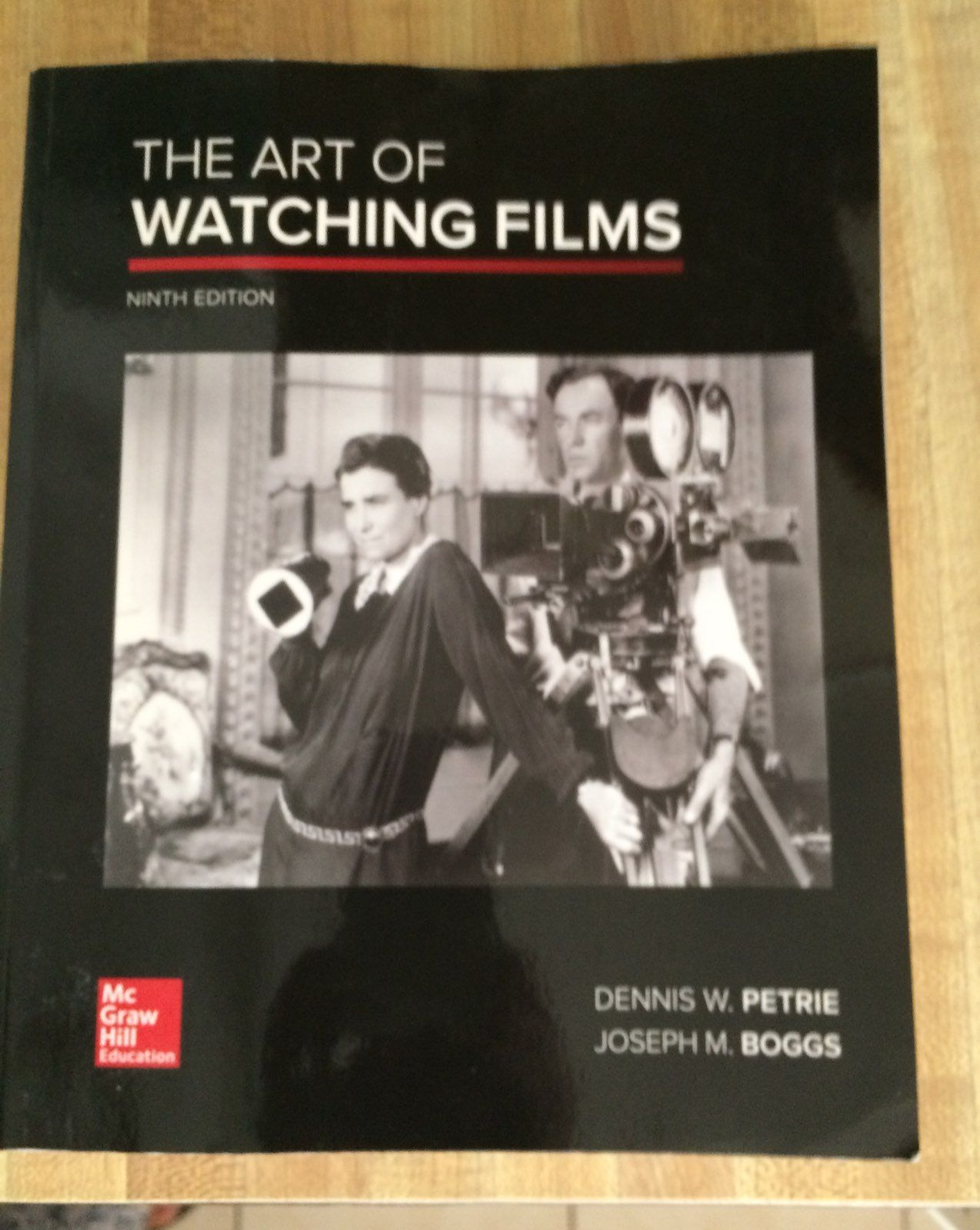 Cool Item The Art Of Watching Films 9th Edition Rare Books Unique Book Film