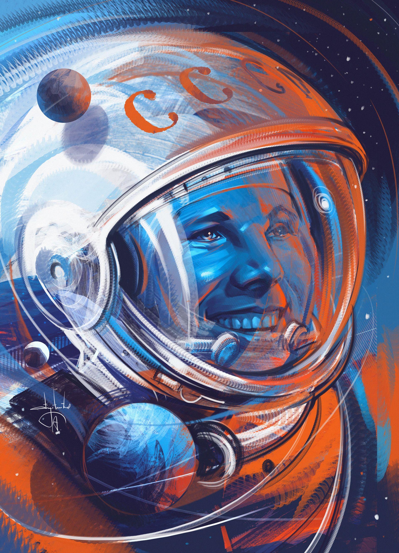 Картинки космос ссср