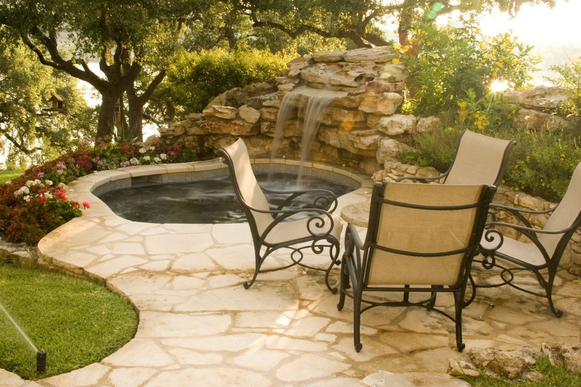 Small garden sitting area google search landscape for Landscaping ideas for small areas