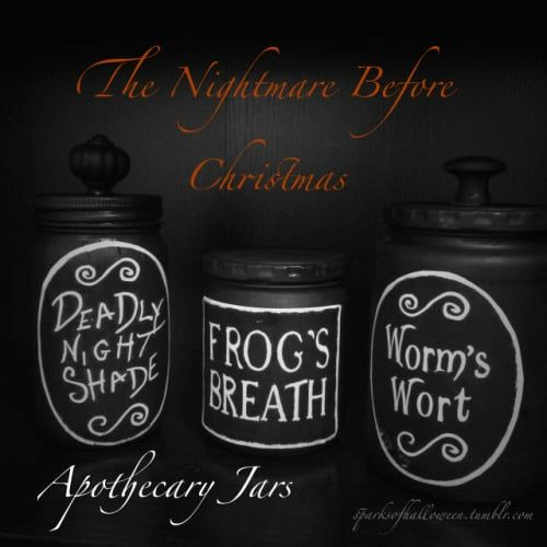 14 Diy Crafts For Fans Of The Nightmare Before Christmas Nightmare Before Christmas Decorations Nightmare Before Christmas Nightmare Before Christmas Halloween