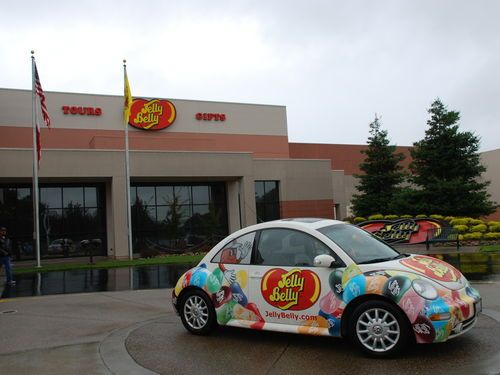 Jelly Belly Factory, Fairfield CA