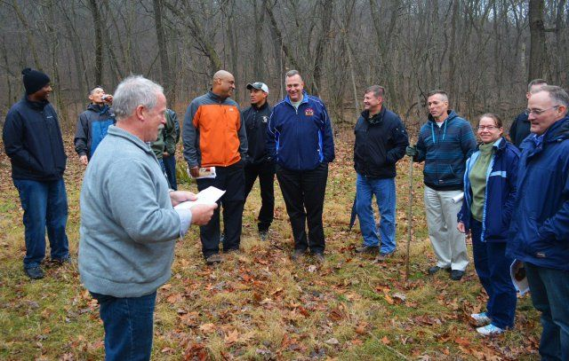 Staff ride brings ASC senior leaders together | Article | The United States Army