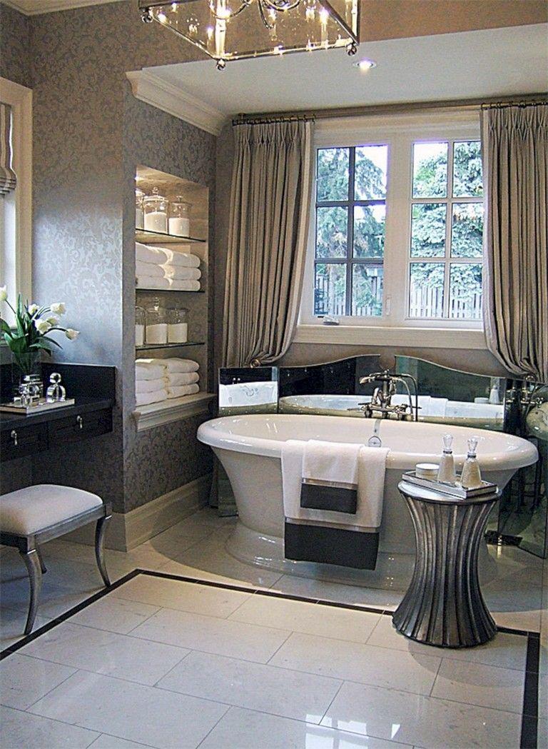 65 Elegant Master Bathroom Design Ideas For Amazing Homes