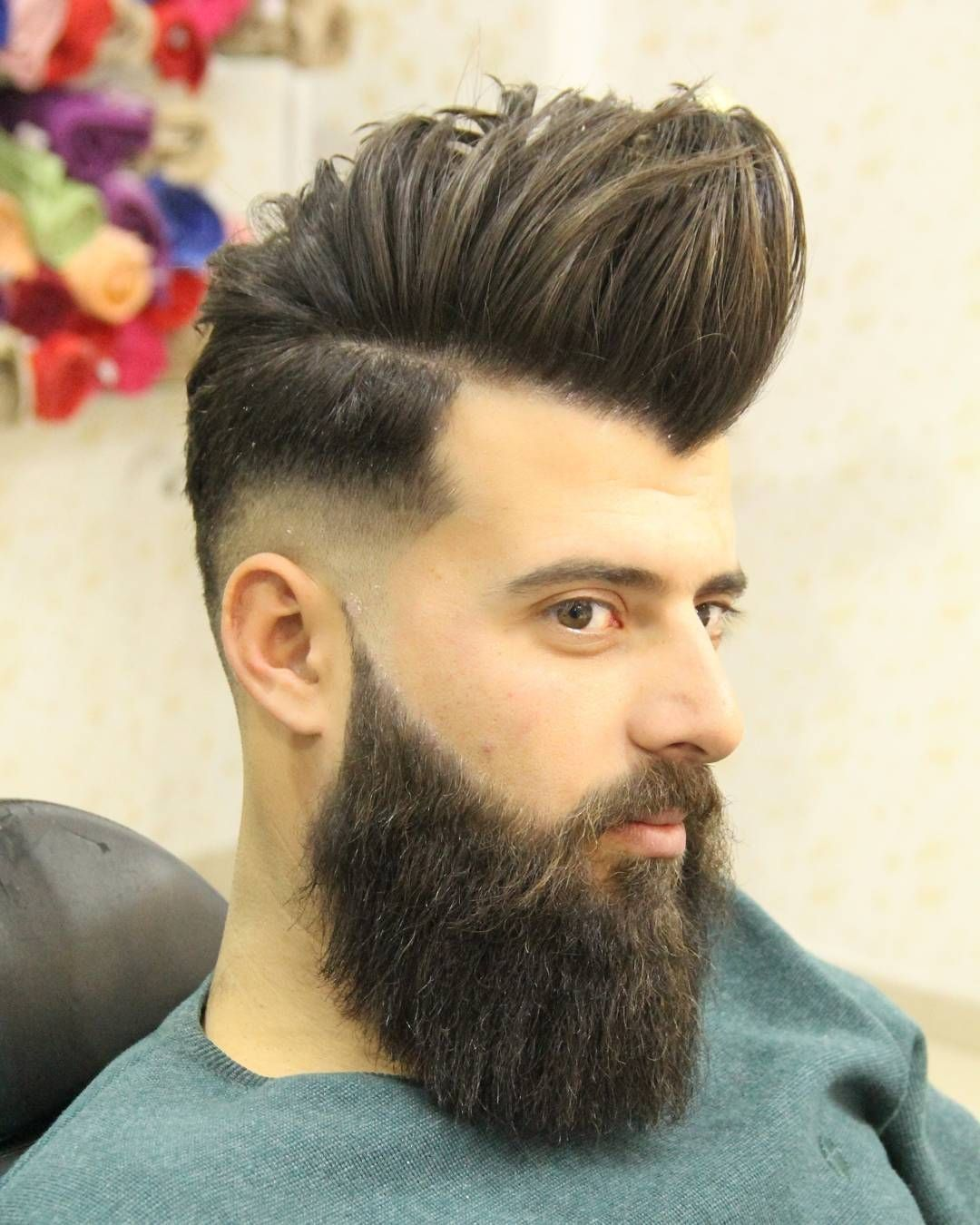 Medium haircuts for men with thick hair  elegant hairstyles for medium hair men  hairstyles  pinterest