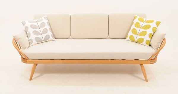 Daybed Mattress Cover Linen Ercol Furniture Ercol Sofa Furniture