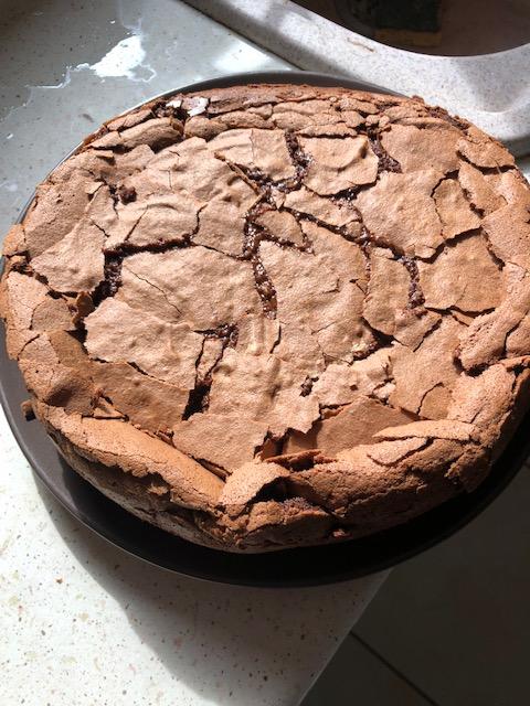 Gâteau au chocolat très mousseux - amitie en cuisine ...