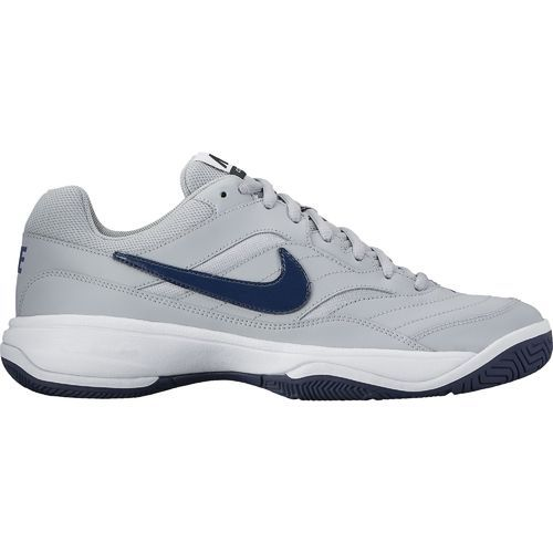 finest selection 2f808 a29bc Nike Men s Court Lite Tennis Shoes (White Black Medium Grey, Size 13) -  Men s Tennis Shoes at Academy Sports