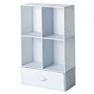 Perforated Wall Shelf