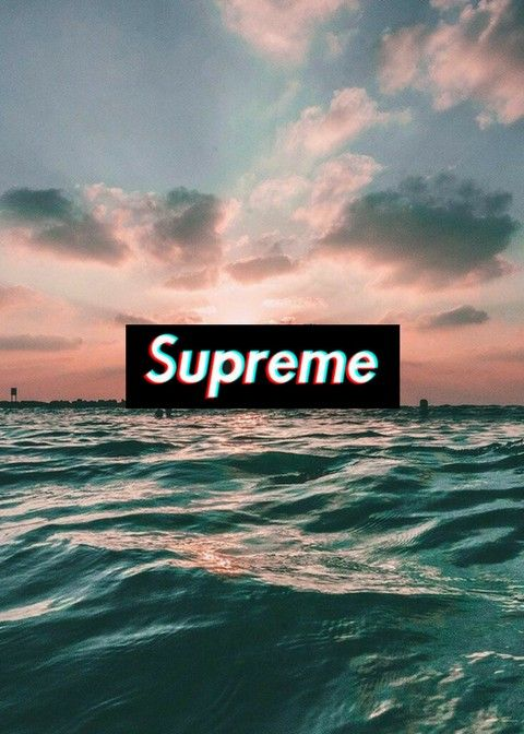 Pin by Culturæ on supreme™ aesthetic Supreme iphone