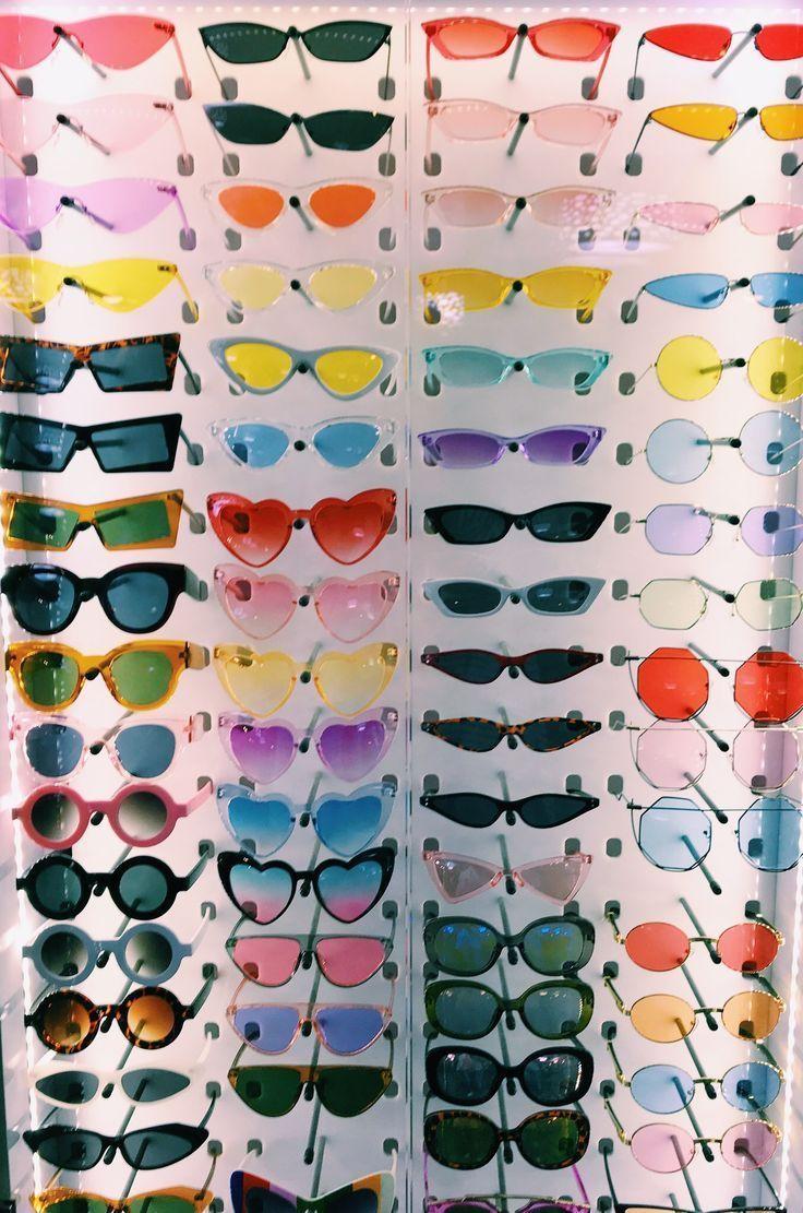 Photo of Brille Sonnenbrille Schatten Tumblr ästhetischen Kreis Rahmen Sonne süße Frauen Männer Hüften …