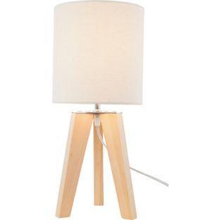 Living Tripod Table Lamp. From Homebase.co.uk
