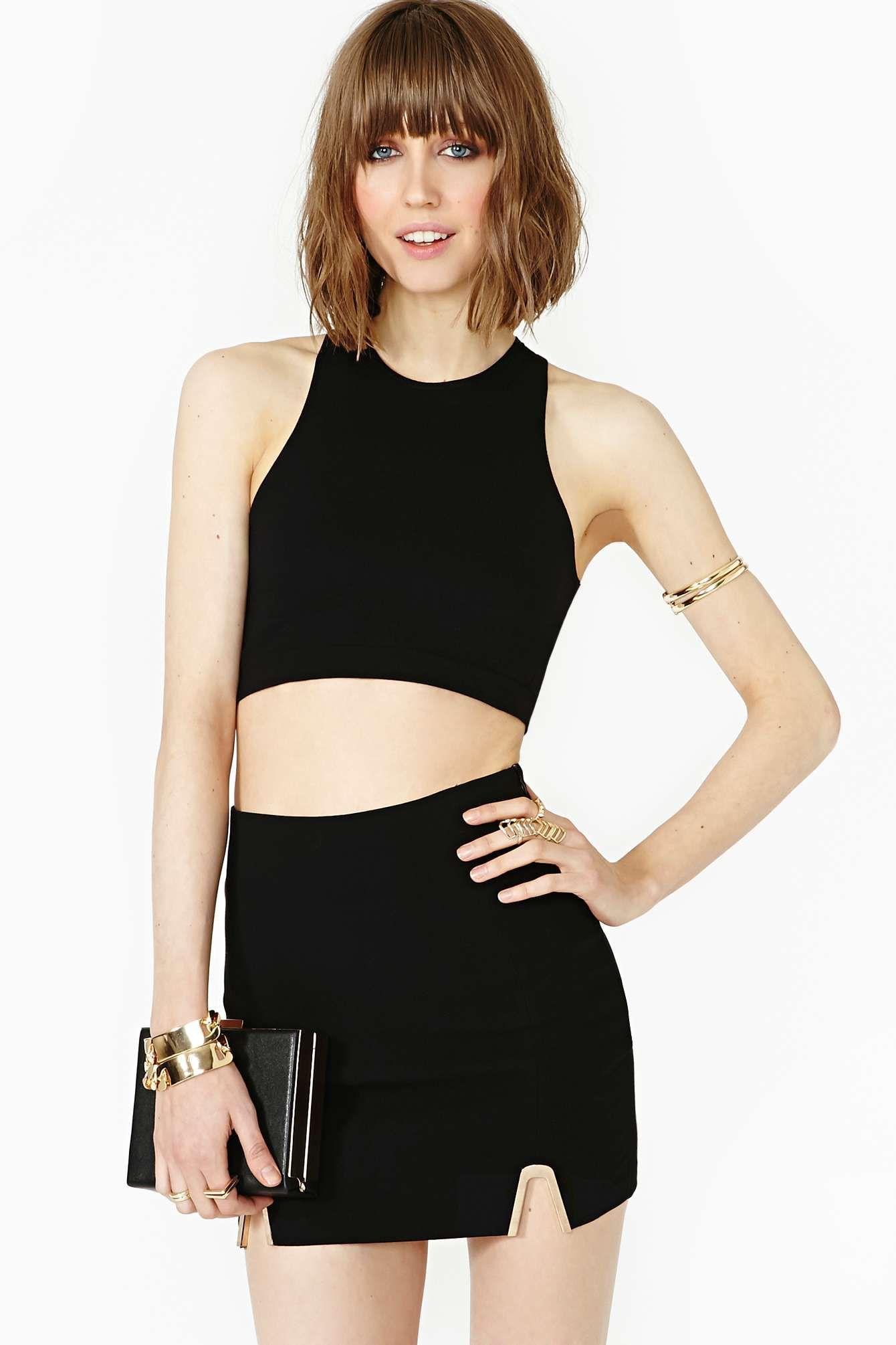 Hard line skirt womenus fashion pinterest stylish girl