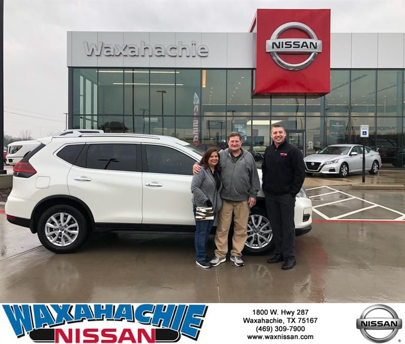 Used Car Dealerships Tyler Tx >> Congratulations Elma On Your Nissan Rogue From Tyler