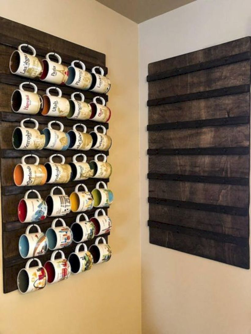 49 Cheap Diy Coffee Mug Holders You Can Easily Make Godiygo Com