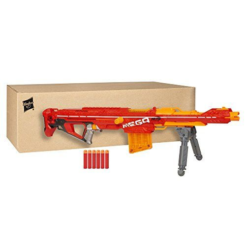 Nerf Centurion MEGA Sniper Rifle - Is it the best Nerf sniper rifle ever?
