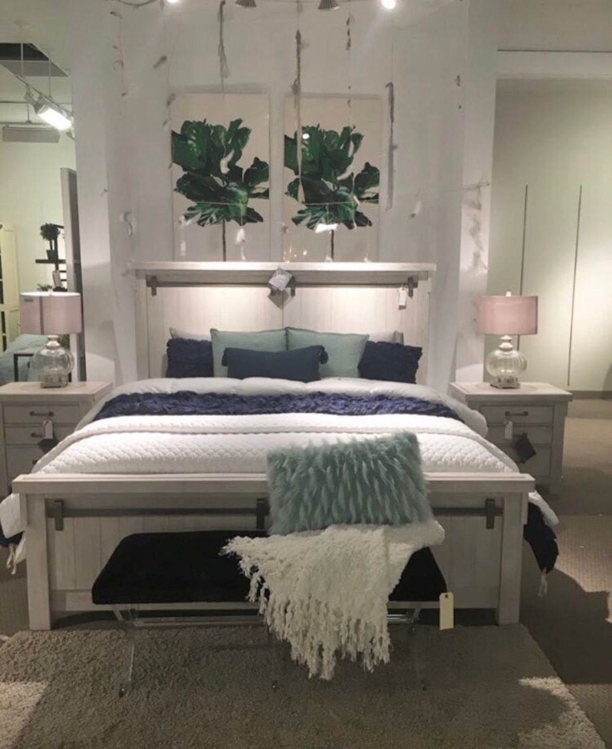 Brashland Complete Bed in 2019 Modern bedroom, Trendy