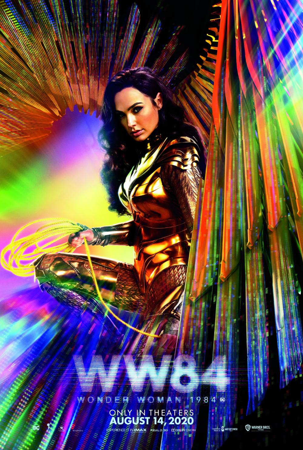 Wonder Woman 2 Wonder Woman 1984 In 2020 Wonder Woman Wonder Fantasy Movies