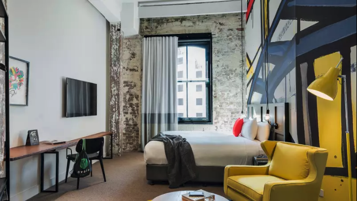 Where To Stay In Sydney Best Accommodations Neighbourhoods Modern Hotel Room Hotels Design Hotels Room