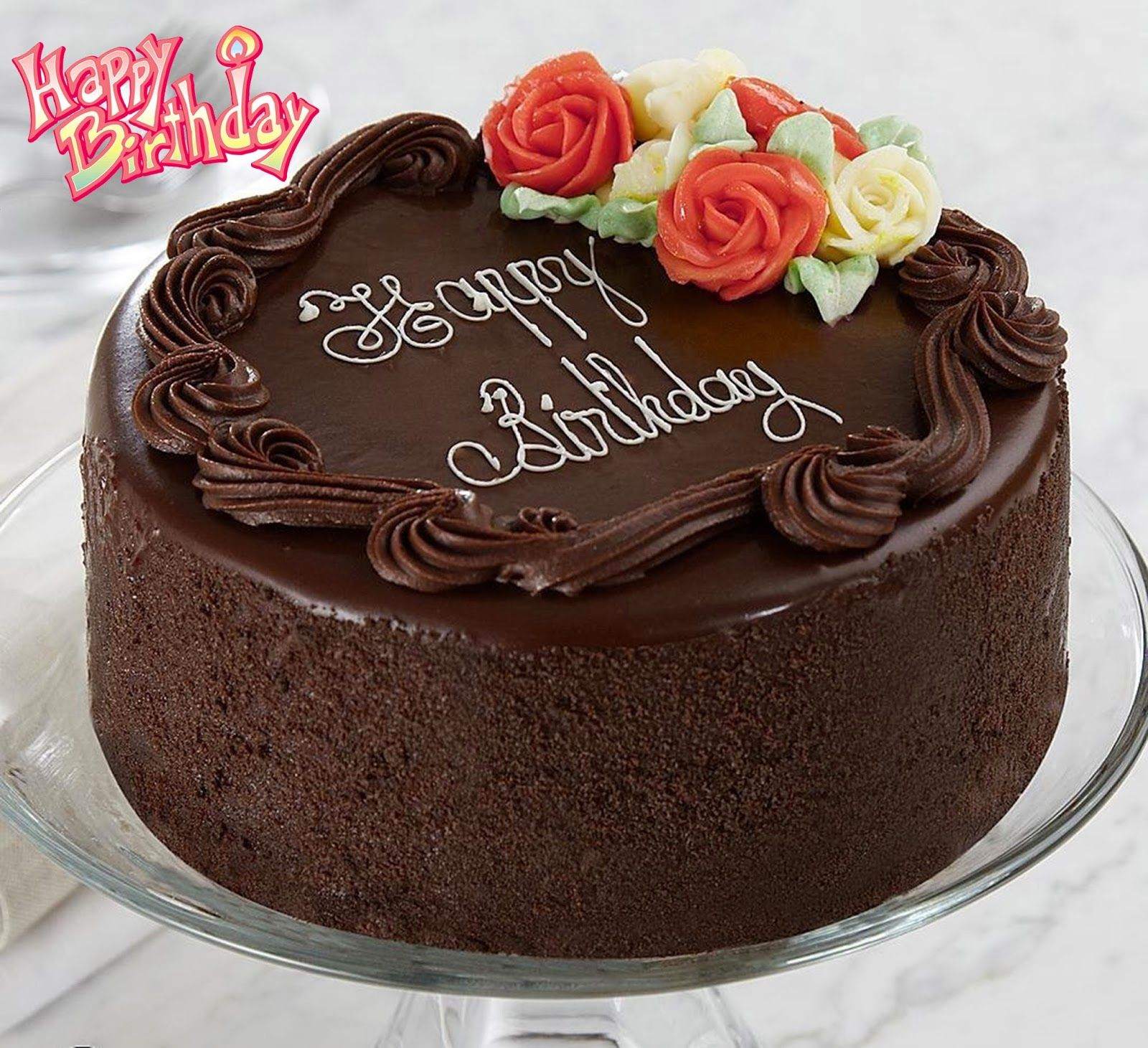 happy_birthday-chocolate-cakes-with-quotes | Happy birthday ...