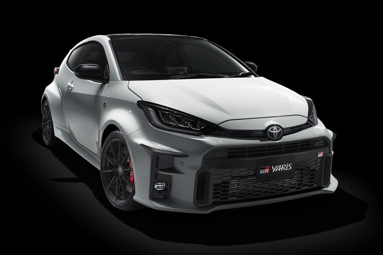 The 2021 Toyota Gr Yaris Is The 268 Hp Awd Rally Homologation Special Of Your Dreams In 2020 Yaris Hot Hatch Toyota
