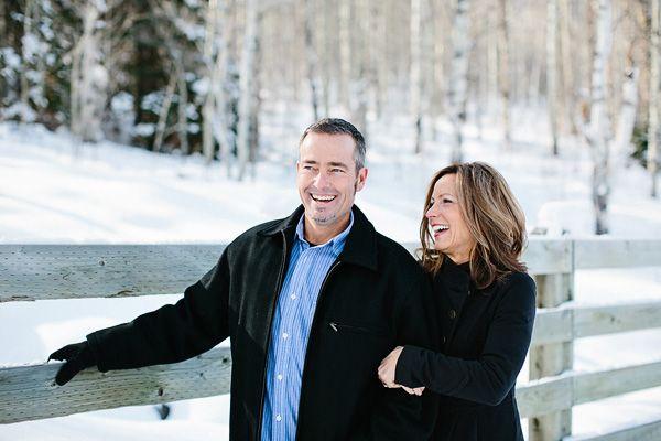 Anytime Recap: Park City Winter Family Photos