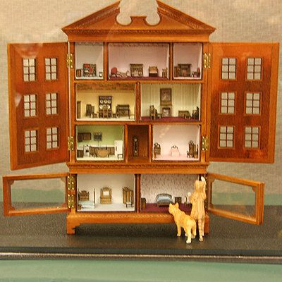Custom Dollhouse Furniture Instructions And Plans For