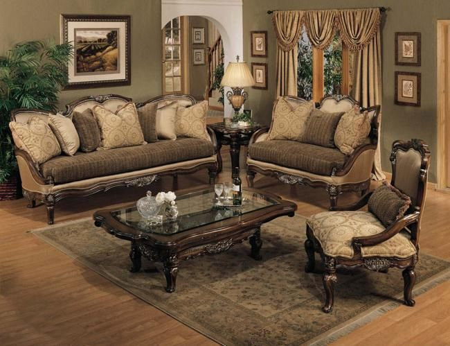 furniture living room set. Royal style 3 Piece Living Room sofa Set with Accent Pillows  Sofa set Pinterest room and rooms