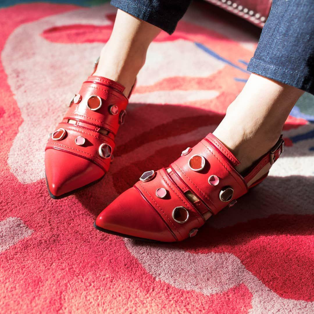 John Fluevog Shoes On Instagram This Season S Serena Is A Truth Beauty John Fluevog Shoes Fluevog Unique Shoes