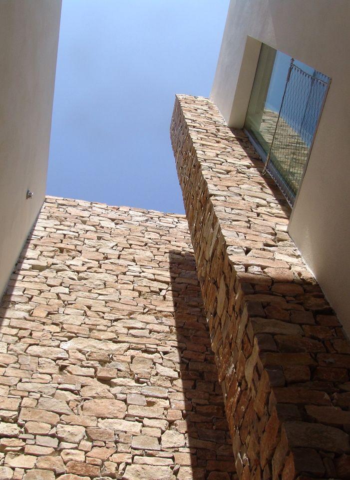 Paneles autoportantes de piedra natural 1 piedra natural architecture - Paneles de piedra natural ...