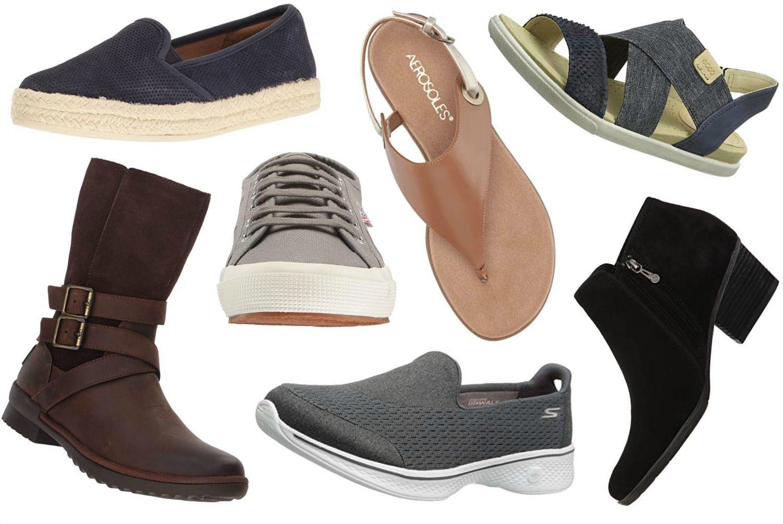 Comfortable Womens Walking Shoes