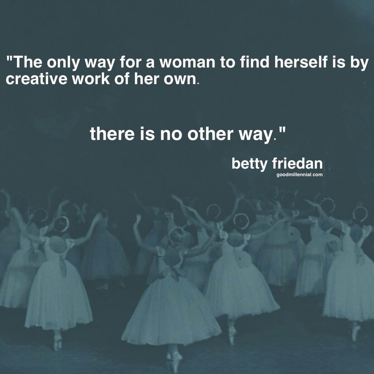 Celebrating Women's History Month: Betty Friedan