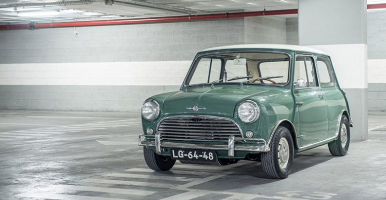 Little Car Big Memories A Mini Classic Remembers Its Rally