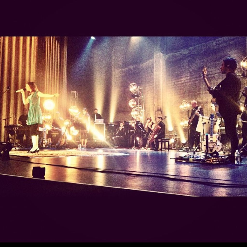 Kim Walker-Smith live recording. Can't wait for release!!
