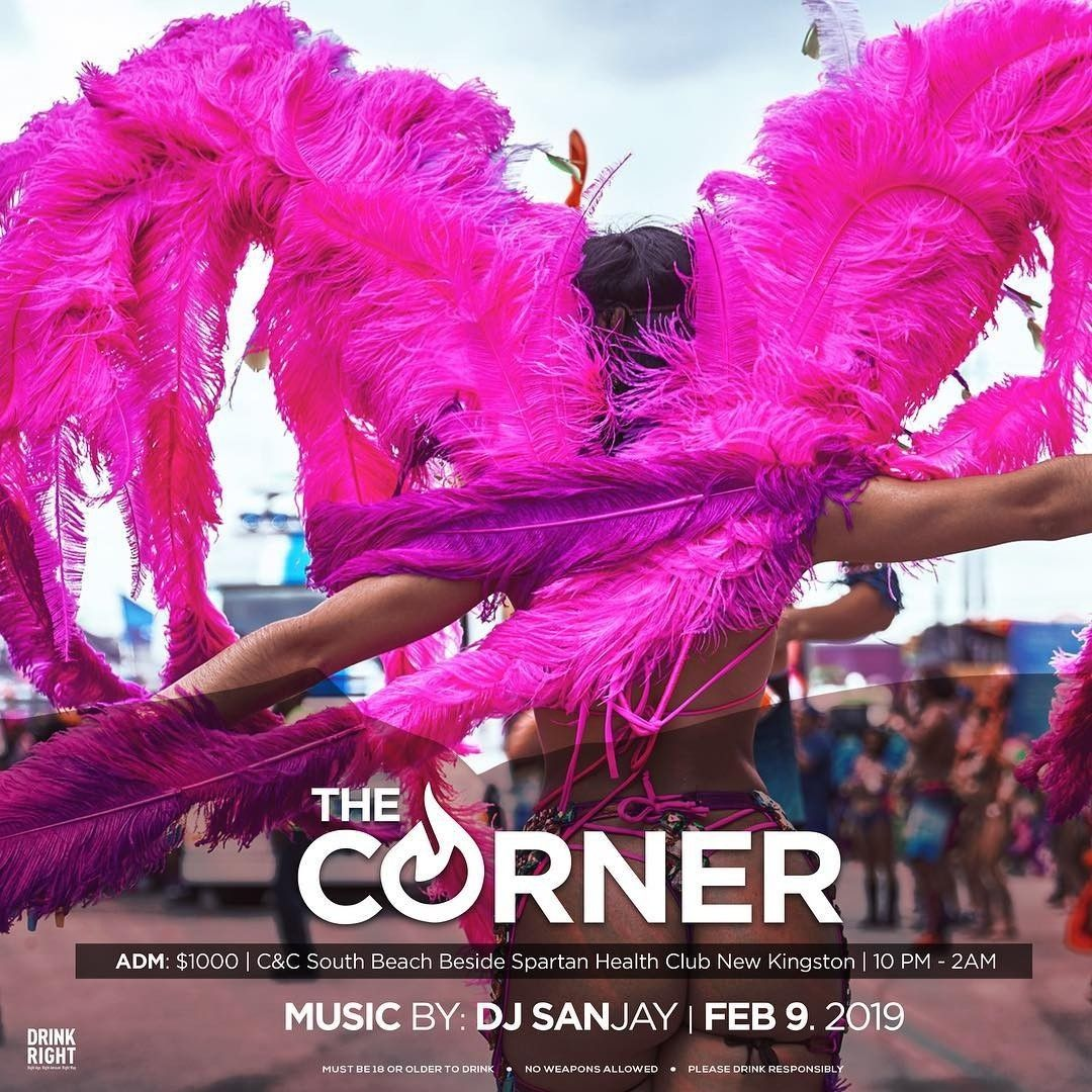 If You Love Soca Check Out The Corner This Weekend